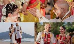 रघु राम ने तलाक के बाद अपनी गर्लफ्रेंड से रचाई शादी, सामने आईं तस्वीरें