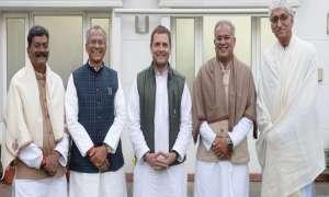 छत्तीसगढ़ के मुख्यमंत्री का आज हो सकता है ऐलान, राहुल गांधी ने मुख्यमंत्री के नाम पर किया गहन मंथन