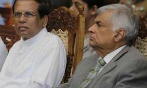 श्रीलंका के राष्ट्रपति सिरिसेना से जबरन हटाए गए PM विक्रमसिंघे ने कहा, हिटलर मत बनिए