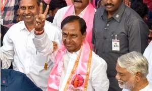 Telangana Assembly Election results: टीआरएस को भारी बहुमत, आज है विधायक दल की बैठक