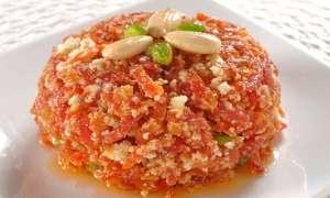 Gajar Ka Halwa Recipe: घर पर ऐसे बनाएं टेस्टी गाजर का हलवा