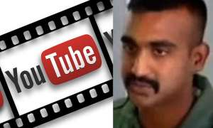 भारत सरकार के कहने पर YouTube ने विंग कमांडर अभिनंदन के 11 वीडियो हटाए