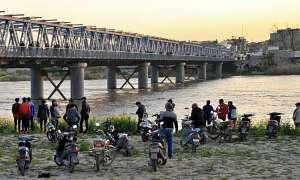 इराक में मोसुल के पास टिगरिस नदी में समाई नाव, महिलाओं एवं बच्चों समेत 94 डूबे