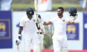 कप्तान दिमुथ करुणारत्ने की शतकीय पारी के दम पर श्रीलंका ने न्यूजीलैंड को हराया