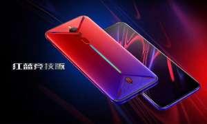 स्नैपड्रैगन 855+ चिपसेट के साथ लॉन्च हुआ Red Magic 3S स्मार्टफोन, 5000mAh बैटरी से है लैस