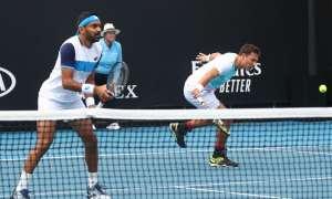 Australia Open 2020 : भारत के द्विज शरण को पुरुष युगल के दूसरे दौर में मिली हार