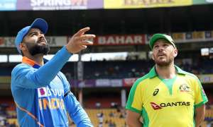 IND vs AUS 3rd ODI : भारत ने घर पर जीता 200वां मैच, ऑस्ट्रेलिया को सीरीज में 2-1 से पछाड़ा