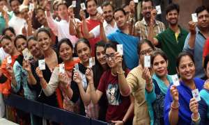 दिल्ली चुनाव: 672 उम्मीदवारों के भाग्य का फैसला करेंगे 1.47 करोड़ मतदाता