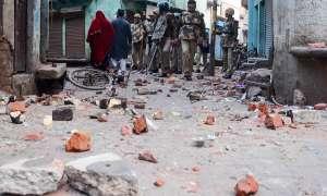 अलीगढ़ में फिर हुई हिंसा: पुलिस और प्रदर्शनकारियों के बीच जबरदस्त झड़प