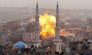 इस्राइल का बड़ा दावा, कहा- हमने गाजा और सीरिया में इस्लामिक जिहादियों पर किए हमले