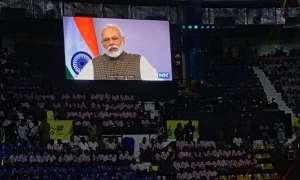 प्रधानमंत्री नरेंद्र मोदी ने पहले खेलो इंडिया विश्वविद्यालय खेलों की शुरुआत की घोषणा की