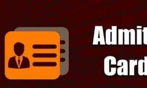 TANCET Admit Card 2020:अन्ना यूनिवर्सिटी ने जारी किया तमिलनाडु कॉमन एंट्रेंस टेस्ट का एडमिट कार्ड, ऐसे करें डाउनलोड
