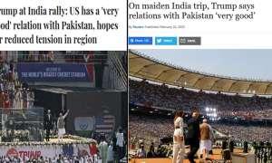 PAK मीडिया में छाया ट्रंप के भाषण में पाकिस्तान का उल्लेख, जानें किस बात की हुई सबसे ज्यादा चर्चा