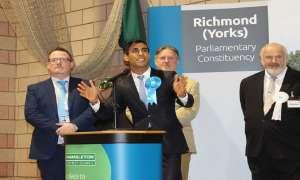 नारायण मूर्ति के दामाद के ऋषि सुनक बने UK के नए वित्त मंत्री