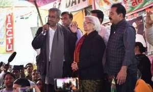शाहीन बाग: वार्ताकारों ने प्रदर्शनकारियों से की मुलाकात, कल फिर होगी बातचीत