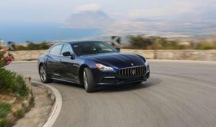 भारत में लॉन्च हुई लग्जरियस Maserati Quattroporte GTS, इसकी शुरुआती कीमत है 2.7 करोड़ रुपए