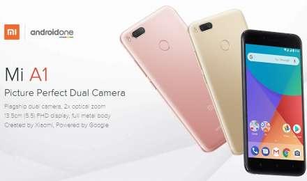 Xiaomi ने MiA1 स्मार्टफोन की कीमत में 1000 रुपए की कटौती की, जानिए अब कितने में मिलेगा यह फोन