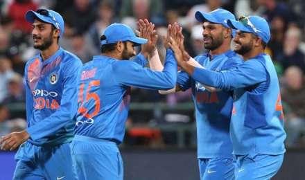 ट्राईएंगुलर टी20 सीरीज के लिए टीम इंडिया का ऐलान, रोहित को कमान, विराट को आराम