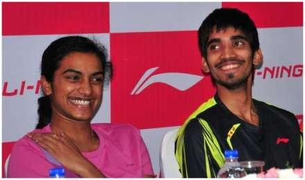कॉमनवेल्थ गेम्स में बैडमिंटन टीम की अगुवाई करेंगे श्रीकांत, सिंधु