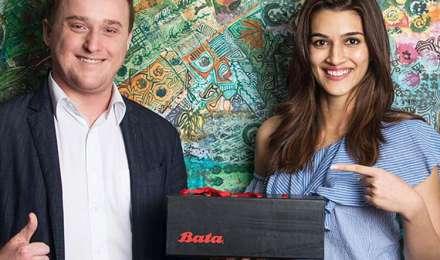 कृति सेनन बनीं बाटा की नई ब्रांड एंबेसडर, 21 साल बाद फुटवियर कंपनी ने चुना बॉलीवुड चेहरा