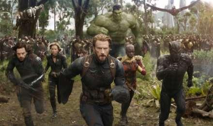 'Avengers Infinity Wars' के लिए देशभर में दीवानगी, एक बार फिर सिनेमाघरों में दिखा 'बाहुबली' जैसा माहौल