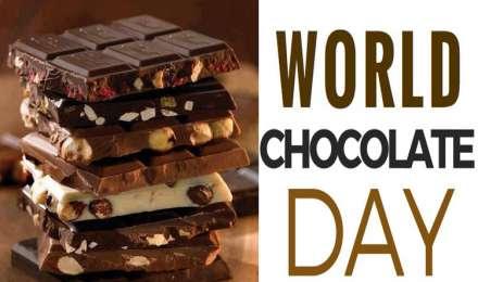 Happy World Chocolate day 2018 Wishes, WhatsApp Messages, Facebook Status:अपने दोस्तों-करीबियों को ऐसे करें विश