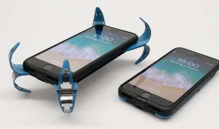 VIDEO: आपके स्मार्टफोन को टूटने से बचाएगा यह खास 'मोबाइल एयरबैग'