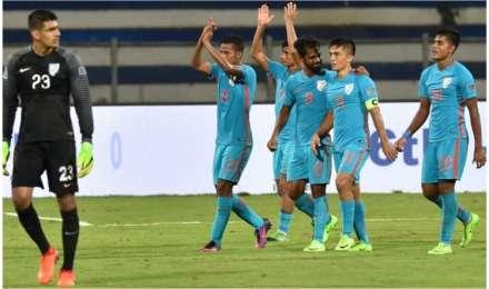 21 साल बाद चीन से ऐतिहासिक दोस्ताना फुटबॉल मैच खेलेगा भारत
