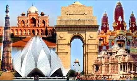 मॉनसून में वीकेंड का लेना चाहते हैं मजा तो दिल्ली के पास इन जगहों पर जरूर जाएं