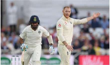 तस्वीरों में देखें भारत ने तीसरे दिन कैसे किया इंग्लैंड का हाल बेहाल, विराट कोहली ने लगाया शतक
