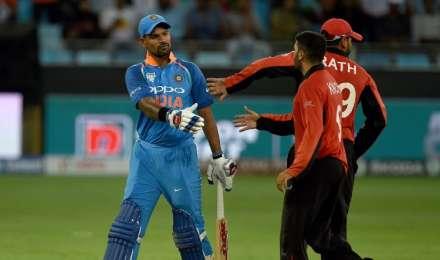 India vs Hong Kong, 4th Match: एशिया कप में भारत का विजयी आगाज, पहले मैच में हांगकांग को 26 रनों से हराया