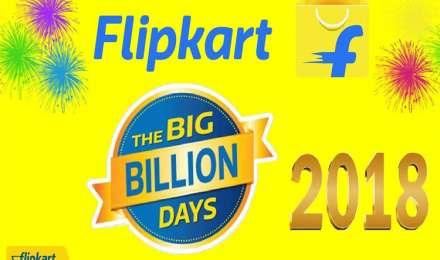 Flipkart की The Big Billion Days सेल 10 अक्तूबर से, त्यौहारों के लिए e-Commerce कंपनियों की तैयारी शुरू