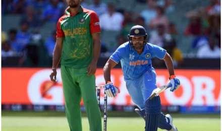 बांग्लादेश के खिलाफ जीत की लय बरकरार रखने उतरेगा भारत