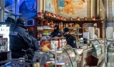 इटली के तस्करों पर यूरोपीय देशों की बड़ी कार्रवाई, 84 संदिग्धों को गिरफ्तार किया