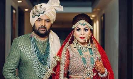 Kapil Sharma Wedding: एक-दूसरे के हुए कपिल शर्मा और गिन्नी चतरथ, शादी की पहली तस्वीर आई सामने