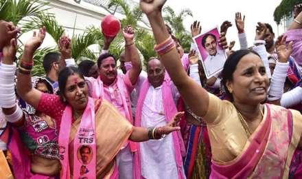 Telangana Assembly Elections 2018 constituency-wise results: देखें कौन कहां से जीता, कौन हारा