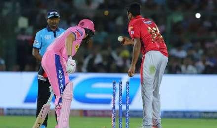 IPL 2019: आईपीएल इतिहास में पहली बार इस अनोखे तरीके से हुए जोस बटलर, शुरू हुआ विवाद