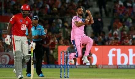 IPL 2019, RR vs KXIP: गेंदबाजों ने पंजाब को दिलाई विजयी शुरुआत, क्रिस गेल की धमाकेदार पारी