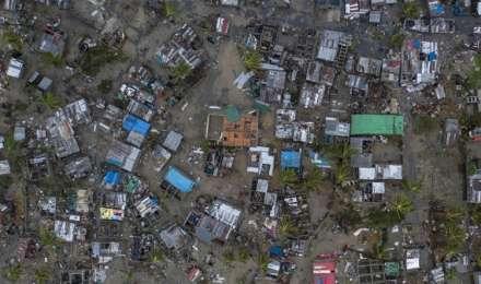 मोजाम्बिक में तूफान से एक हजार से ज्यादा लोगों के मरने की आशंका