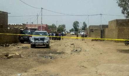 मस्जिद पर हुए हमले में 16 लोगों की मौत, दो गंभीर रूप से घायल