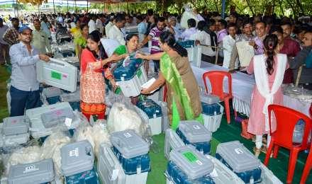 महाराष्ट्र, हरियाणा विधानसभा चुनाव के लिए मतदान आज, देशभर में 51 विधानसभा सीटों के लिए भी उपचुनाव