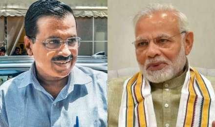 CM के लिए केजरीवाल, PM के लिए मोदी को पसंद कर रहे दिल्लीवासी