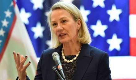 एलिस वेल्स ने कहा- भारत और अमेरिका के बीच संबंध अटल हैं, ट्रंप की यात्रा से होंगे और मजबूत