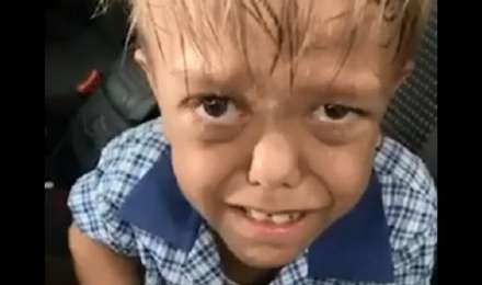 महज नौ साल की उम्र में 'मरना' चाहता है ये बच्चा, वीडियो देखकर छलक पड़ेंगे आंसू