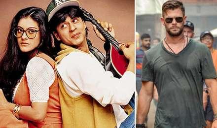 शाहरुख खान की फिल्म 'डीडीएलजे' का फेमस डायलॉग बोलते नजर आए क्रिस हेम्सवर्थ, देखें वीडियो