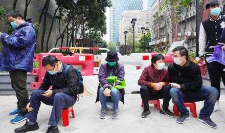 चीन में कोरोना वायरस का कहर जारी, अब तक 2788 ने गंवाई जान, 78824 संक्रमित