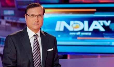 अपने जन्मदिन पर इंडिया टीवी के चेयरमैन और एडिटर-इन-चीफ रजत शर्मा ने दिया फिटनेस का मंत्र