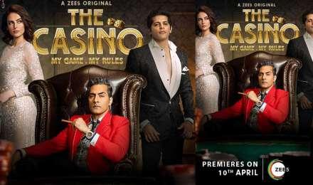 करणवीर बोहरा की अपकमिंग थ्रिलर सीरीज़ 'द कसिनो' का पोस्टर हुआ रिलीज़!