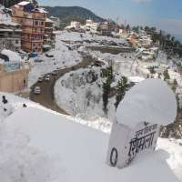 Shimla, Snow fall - India TV