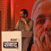 mukhtar abbas naqvi - India TV